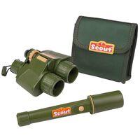Scout Adventure Set with Kid's Binoculars