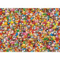 Clementoni Puzzle Emoji Impossible 1000 pcs