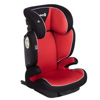 Safety 1st Safety Car Seat Road Fix Isofix 2+3 Black and Red