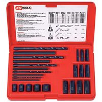 KS Tools Stud Extractor Set 25 pcs M5-M16