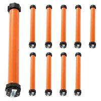 vidaXL Tubular Motors 10 pcs 10 Nm