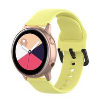 Bracelet for Samsung Galaxy Watch 42mm - yellow (S)