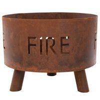 RedFire Fire Pit Fulla Rust 88030