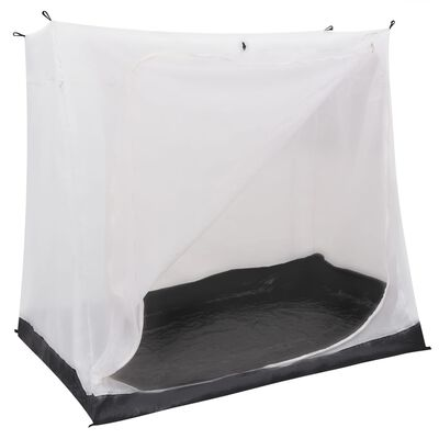 vidaXL Universal Inner Tent Grey 200x135x175 cm