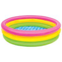 Intex Sunset Inflatable Pool 3 Rings 114x25 cm