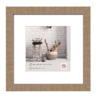 Walther Design Picture Frame Home 30x30 cm Brown