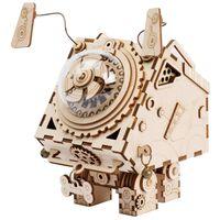 Robotime DIY Steampunk Music Box Seymour