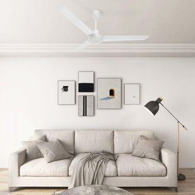 vidaXL Ceiling Fan 142 cm White
