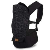 Baninni Baby Carrier Mundo Black