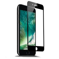 Screen Protector Glass iPhone 7/8 Black 3D