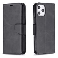 Mobile cover iPhone 12 Pro Max with card slot Black