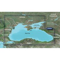 GARMIN VEU063R BLACK SEA AND AZOV SEA BLUECHART G3 VISION