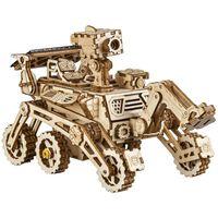 Robotime Solar Energy Scale Car Kit Curiosity Rover