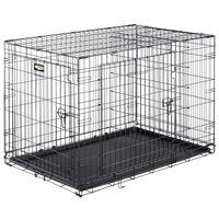 Ferplast Dog crate Dog-Inn 105 108.5x72.7x76.8 cm Grey