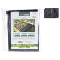 ProGarden Weed Control Ground Cover 2x5 m Black