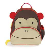 Skip Hop Kids Backpack Zoo Monkey