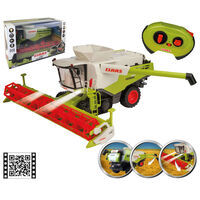 CLAAS RC Toy Harvester LEXION 780 1:20