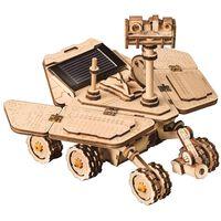 Robotime Solar Energy Car Toys Vagabond Rover