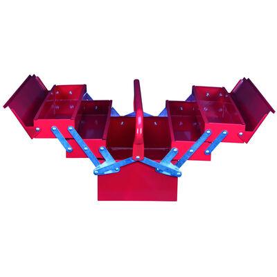 Toolland Toolbox 53x20x21 cm
