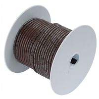 ANCOR BROWN 100' 10 AWG WIRE