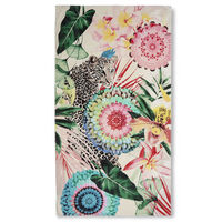 HIP Beach Towel VERDA 100x180 cm Multicolour