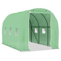 vidaXL Greenhouse 6.86 m² 3.43x2x2 m