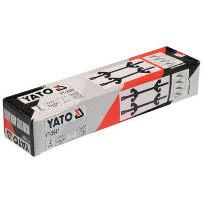 YATO 2 Piece Spring Compressor 82x355mm