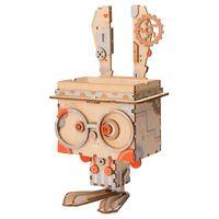 Robotime Flower Pot Building Kits Bunny