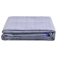 vidaXL Tent Carpet 300x250 cm Blue