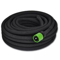 "Soaker Hose Watering & Irrigation Garden 1/2"" Connector 50 m"