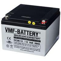 VMF AGM Deep Cycle Battery 12 V 28 Ah DC28-12