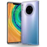 Huawei Mate 30 Bhlaosc Aicrileach / Tpu Trédhearcach