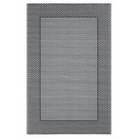 vidaXL Outdoor Carpet Grey 190x290 cm PP
