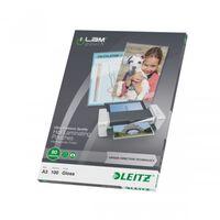 Leitz Lami-Pouches ILAM 80 Microns A3 100 pcs