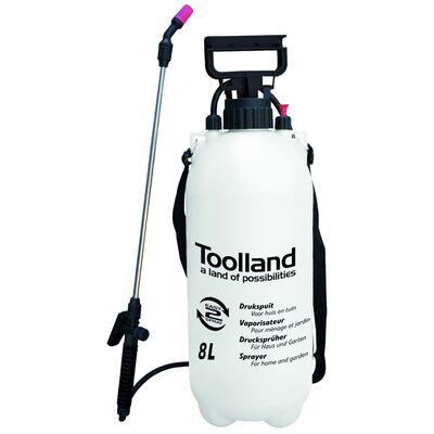 Toolland Pressure Sprayer 8 L