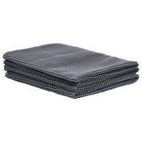 vidaXL Tent Carpet 300x300 cm Anthracite