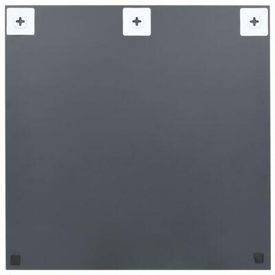 vidaXL Wall Mirror 60x60 cm Square Glass