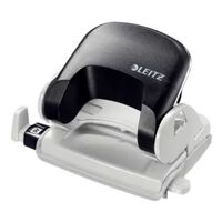 Leitz Small Office Hole Punch NeXXt 1.6 mm Black