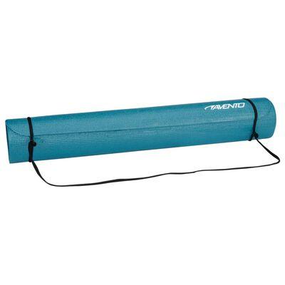 Avento Fitness/Yoga Mat Basic Blue
