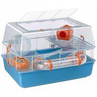 Ferplast Hamster Cage Duna Fun Blue 55x47x37.5 cm 57921499