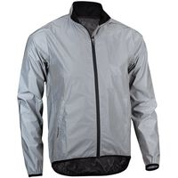 Avento Reflective Running Jacket Men M 74RC-ZIL-M