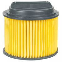 Einhell Pleated Filter with Cap for Wet & Dry Vacuum Cleaner