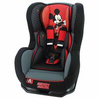 Disney Car Seat Cosmo SP Mickey Group 0+1 Black
