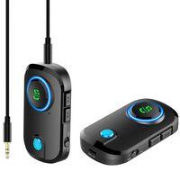 Tarchuradóir Handsfree Bluetooth Aux Gan Sreang