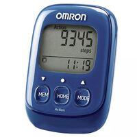 Omron Electronic Pedometer Walking Style  Blue OMR-HJ-325-EB